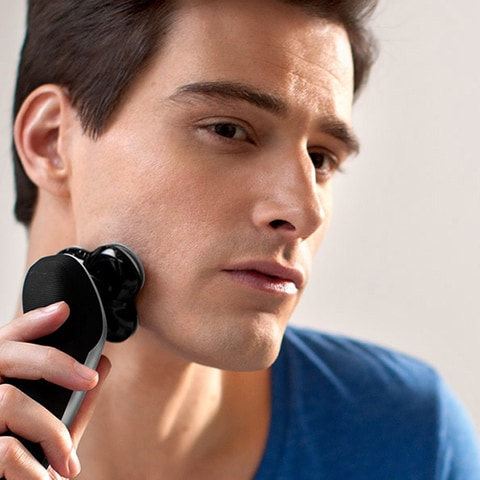 Clean shaver