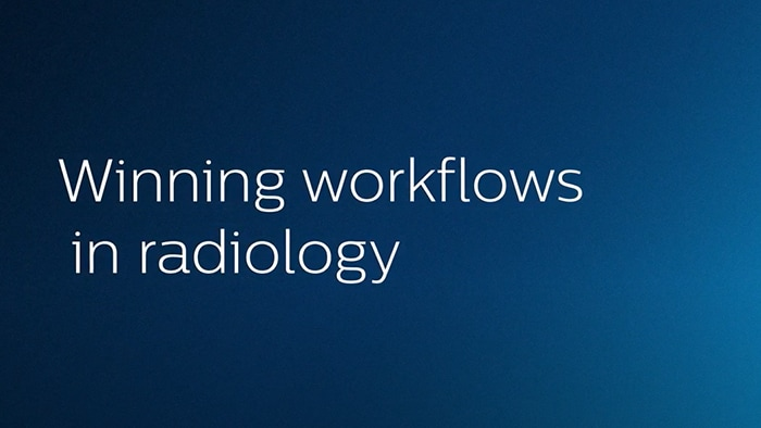 Winning workflows: improving efficiency at every phase of the imaging enterprise