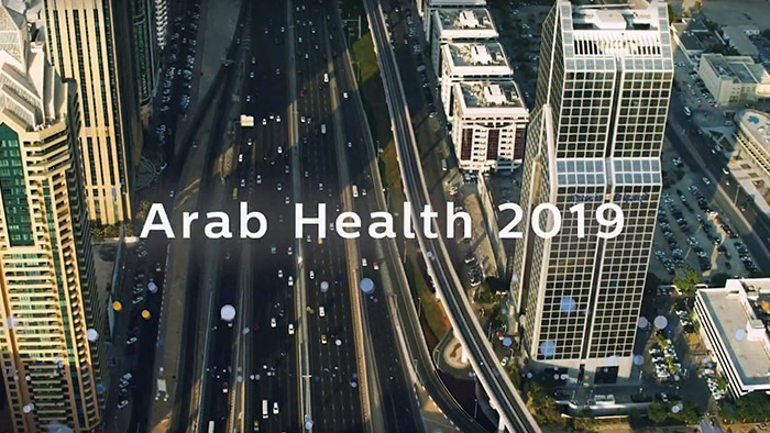 Philips at Arab Health 2019 - Day 1