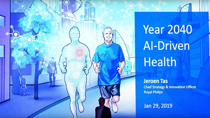AI in Healthcare Power Session
