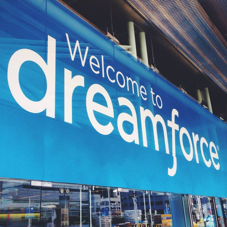 مرحبًا بك في Dreamforce