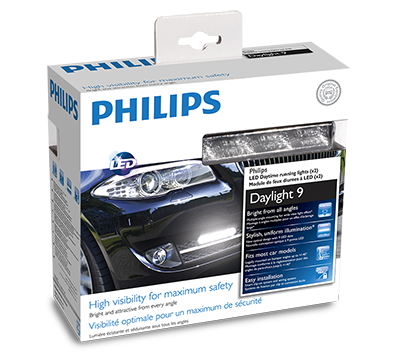 Philips LED Daylight 9 Daytime Running Lights