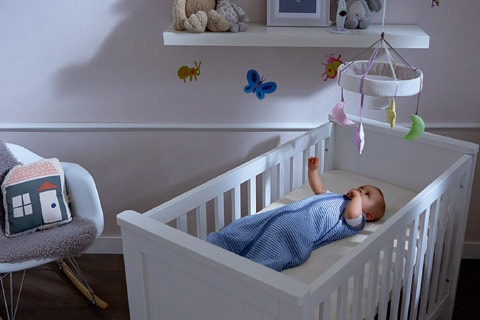 Why it's important to monitor the climate in your baby's room