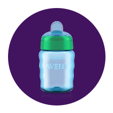 Philips Avent Cup is easy to hold