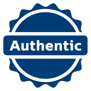 authenticity icon