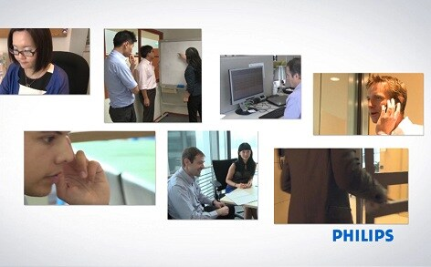 Philips career site