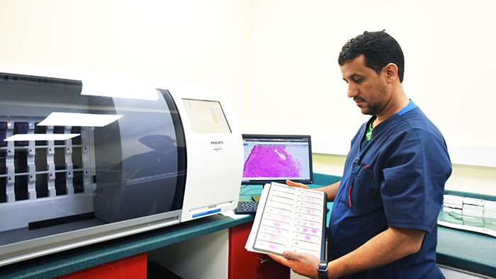 Philips Collaborates with Al Borg Laboratories to optimize Cancer Diagnosis in Saudi Arabia