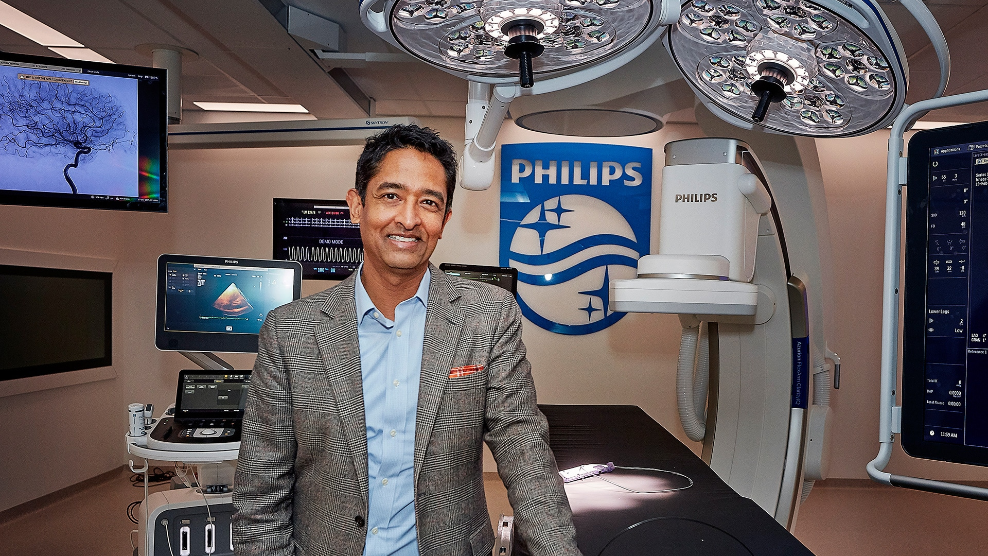 Philips CMO Atul Gupta: I will always be a physician