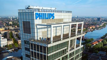 Philips announces its 2016 First Quarter results.